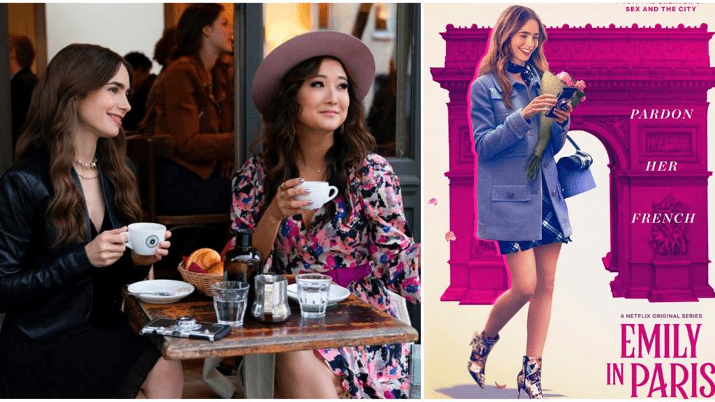 «Emily in Paris» trop cliché ? La nouvelle série Netflix divise les internautes !