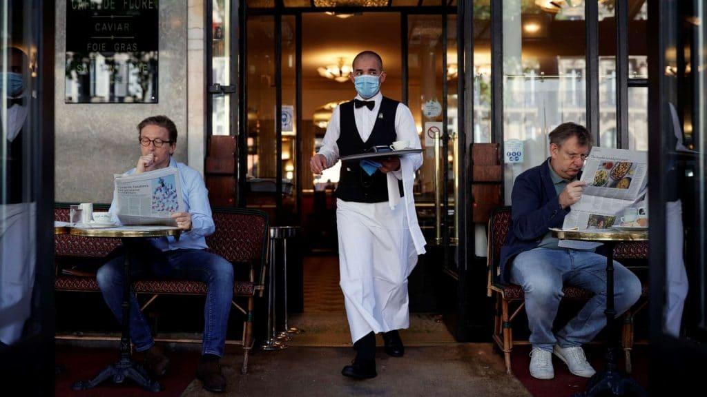 masque covid paris annonces bars fermeture