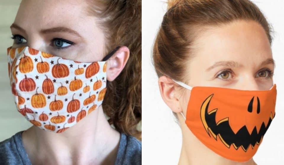 Tous masqués pour Halloween avec ces masques anti-Covid !
