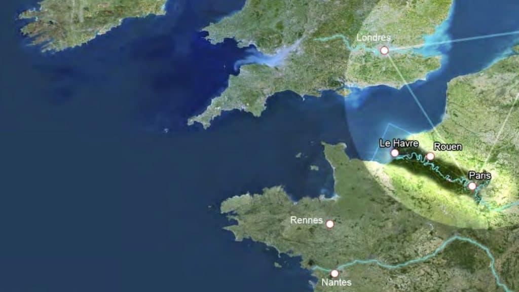 projet grand paris le havre normandie hidalgo