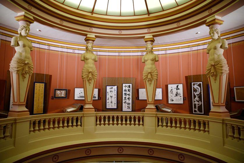 musée des arts asiatiques guimet paris