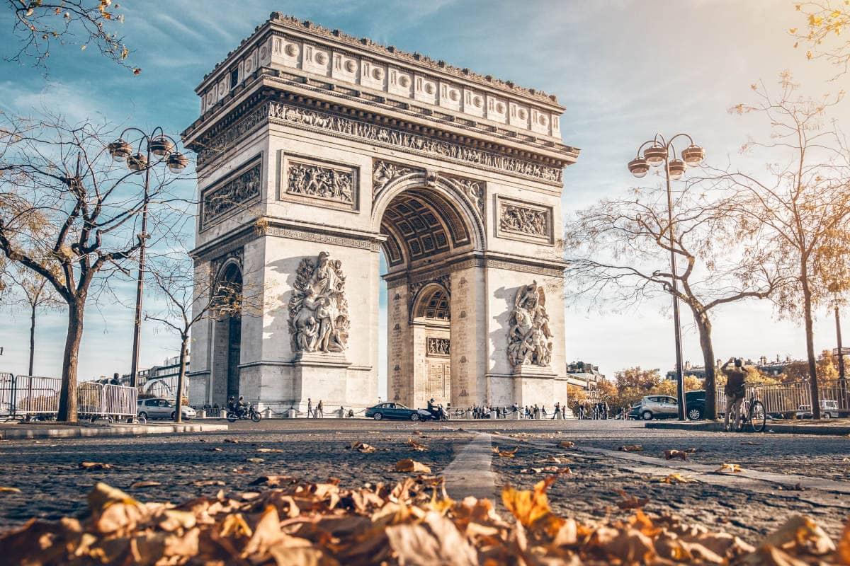 arc de triomphe paris visite