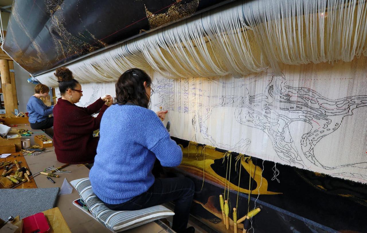 manufacture des gobelins visite paris atelier tapisserie