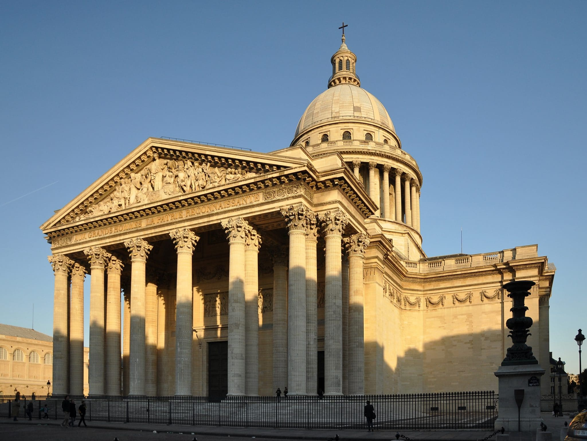 Pantheon paris visite