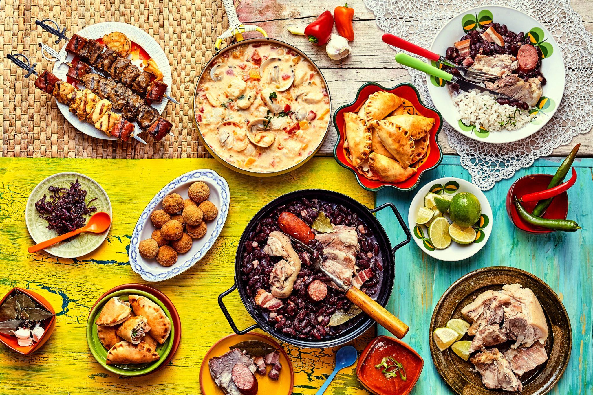 Restaurant Porta Da Selva brésilien paris brunch
