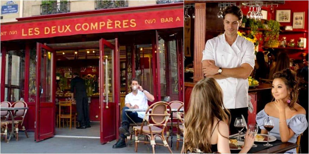 «Emily in Paris» : le resto de la série Netflix pris d'assaut par les parisiens !