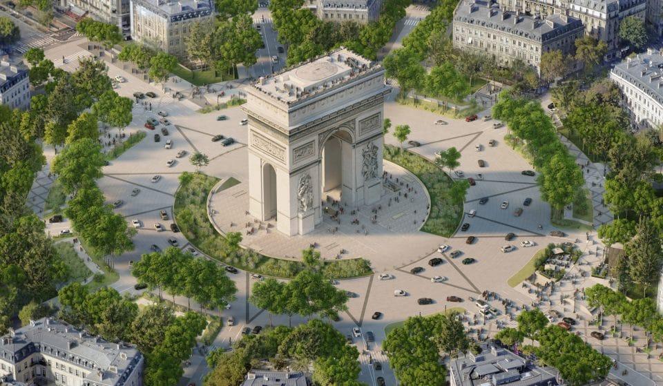 Paris : voici à quoi pourraient bientôt ressembler les Champs Elysées !