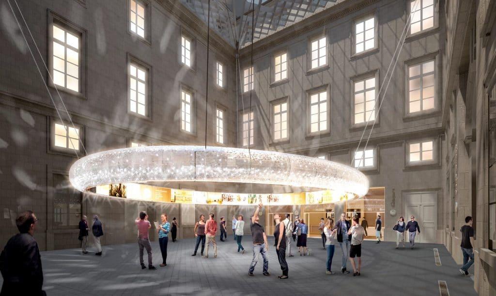 Le nouvel Hôtel de la Marine ouvrira place de la Concorde au printemps !