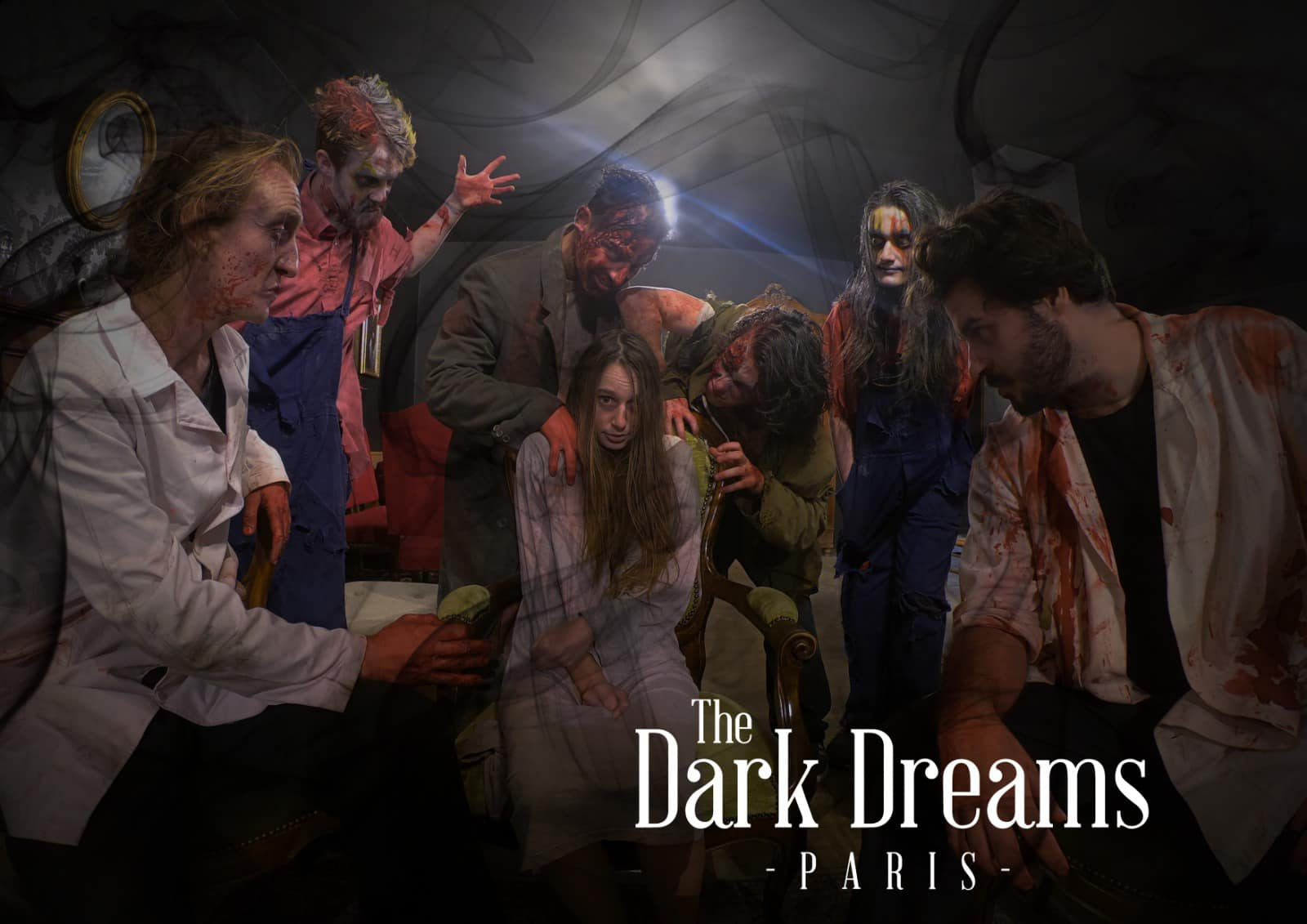 parasomnia paris halloween labyrinthe immersif