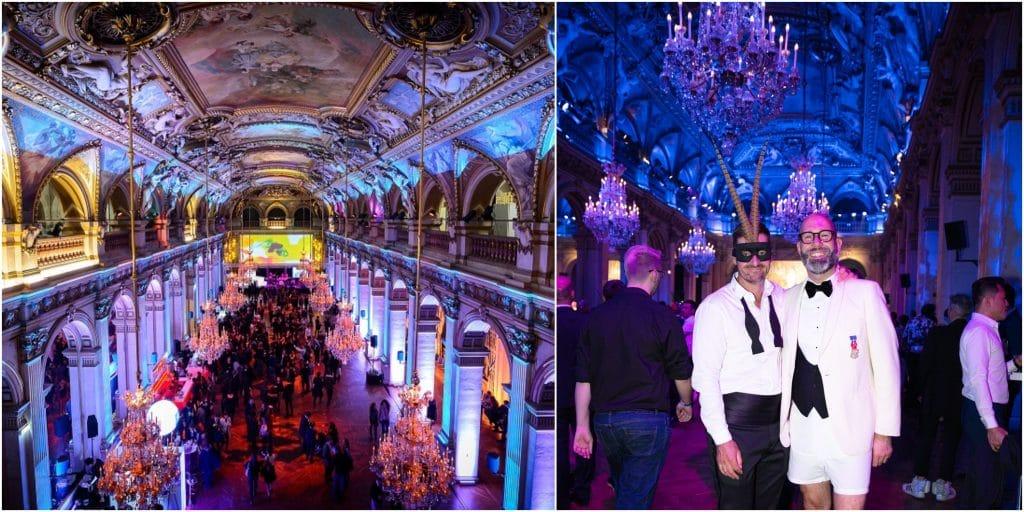 Paris Grand Bal des Fiertés reporté en 2021