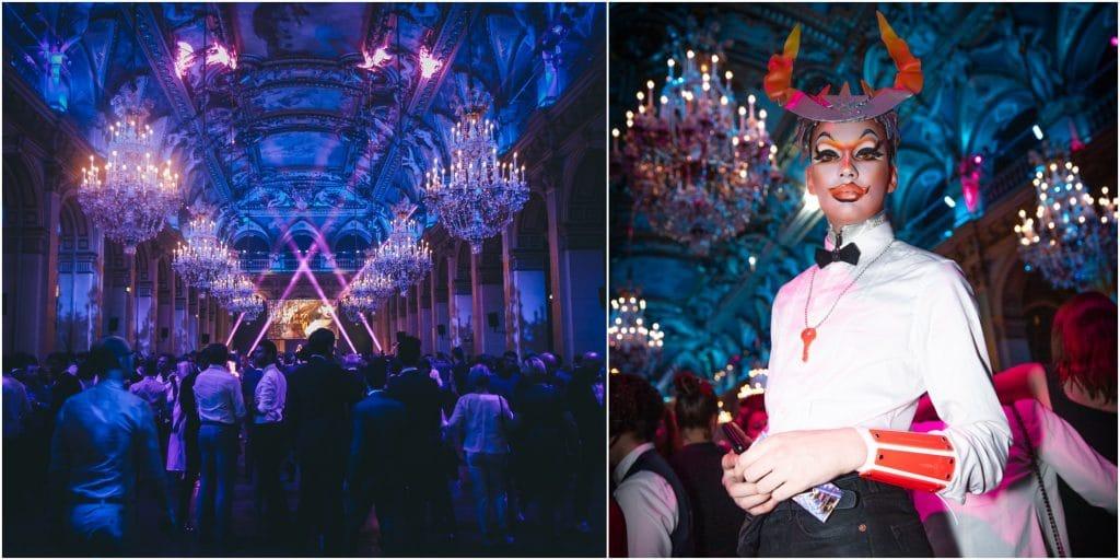 Paris : le Grand Bal des Fiertés LGBTQI+ de l'Hôtel de Ville reporté en 2021 !