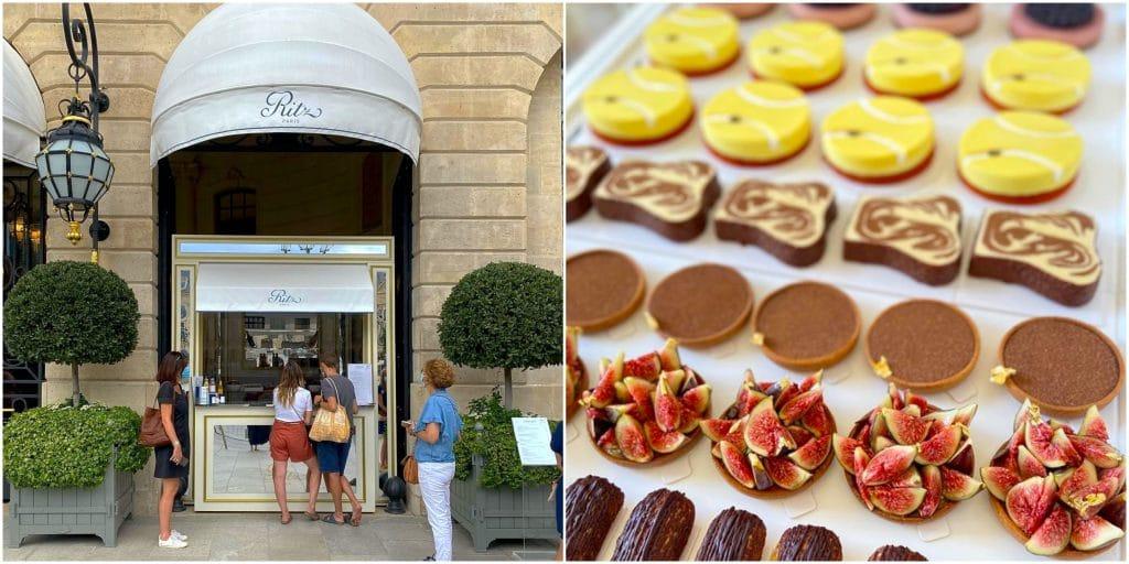 Paris : profitez d'un goûter de luxe au Ritz pour seulement 15 € !