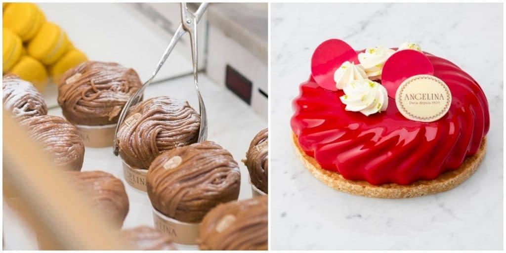 Reconfinement pâtisseries Click & Collect Paris