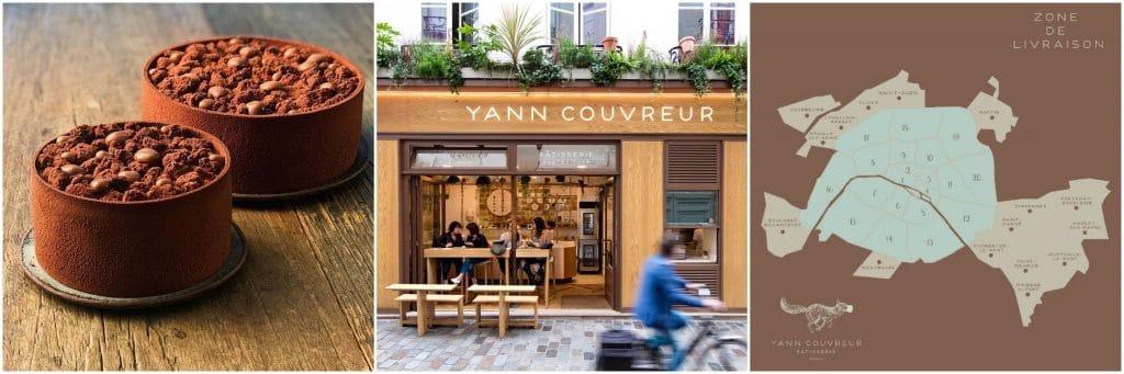 Paris Chef Pâtissier Yann Couvreur Reconfin'Box reconfinement