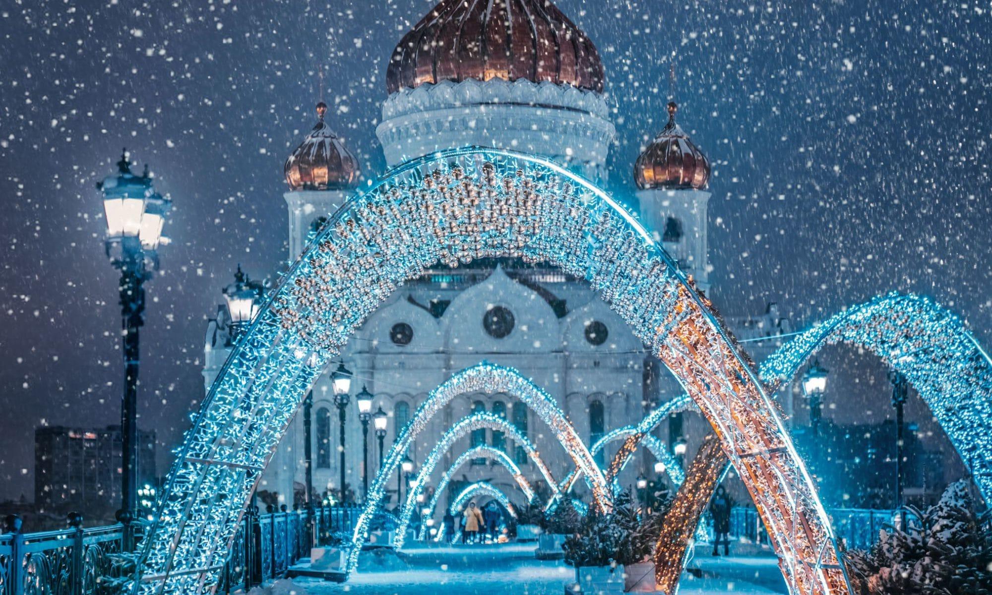 Les plus belles illuminations de Noël du monde signées du groupe français Blachère illumination ...