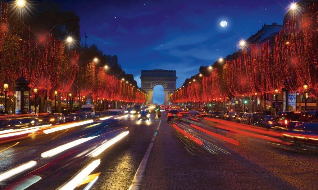 Plus beaux décors Noël illuminations groupe français Blachère illumination
