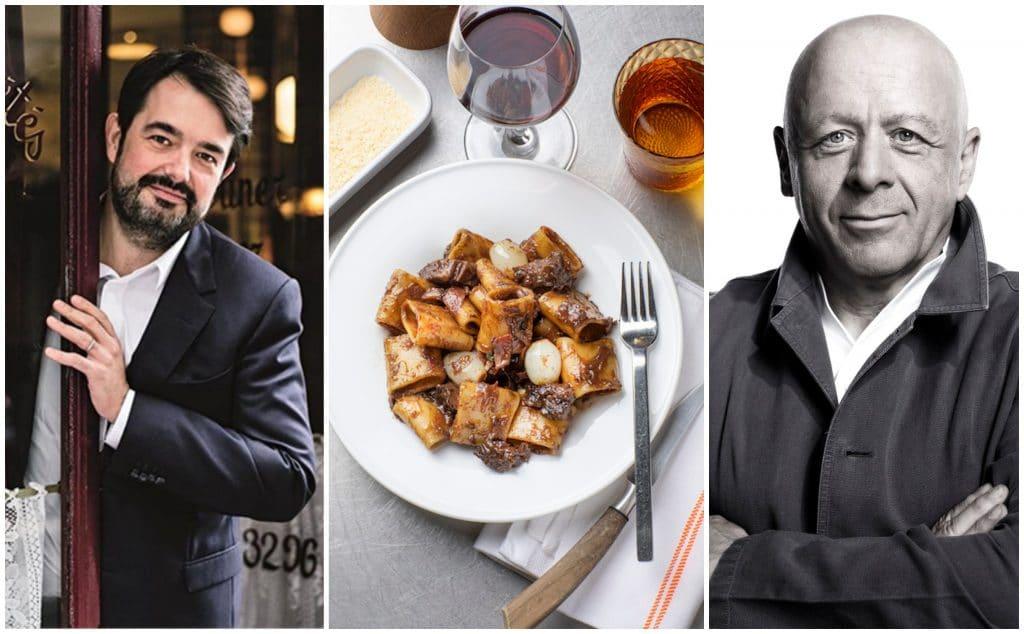 Reconfinement Menus de grands Chefs Click & Collect livraison Paris