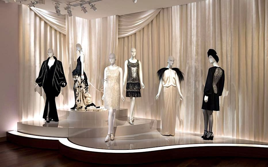 Visite en ligne musée Yves Saint Laurent