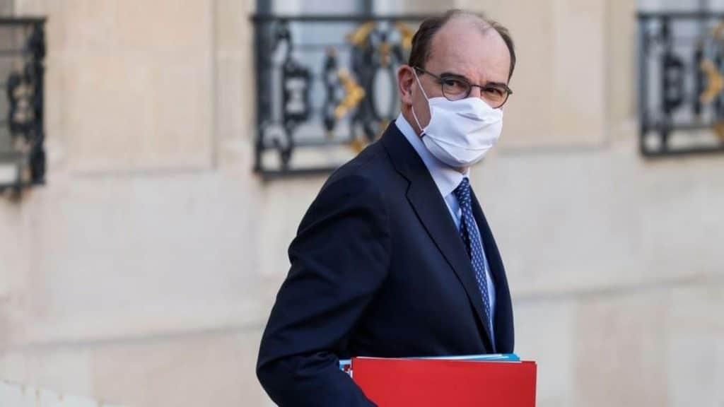 jean castex premier ministre annonces reconfinement covid