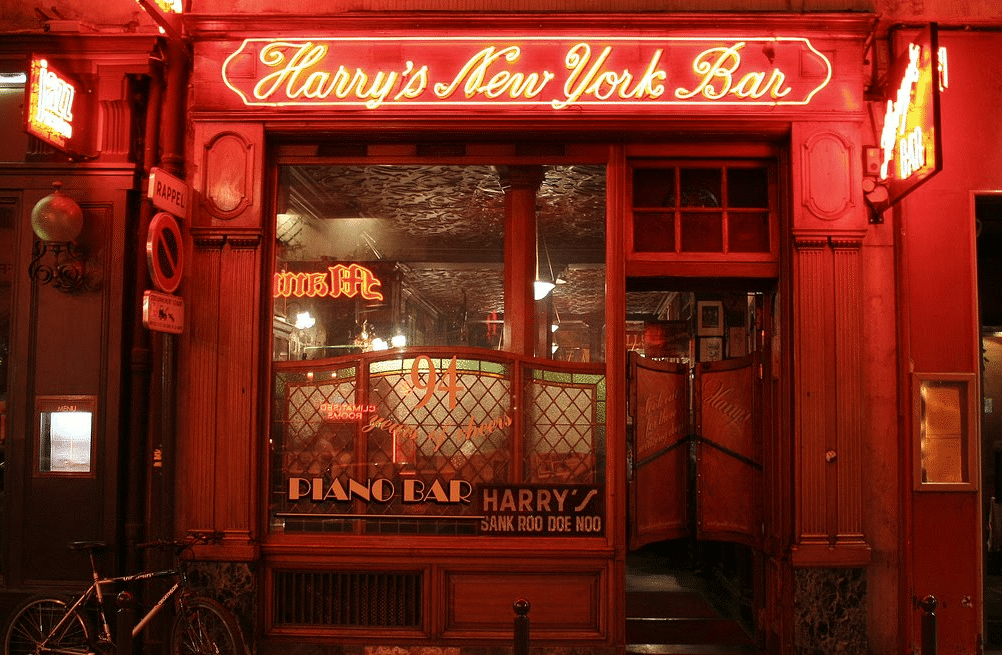 harry's new york bar paris bloody mary cocktail