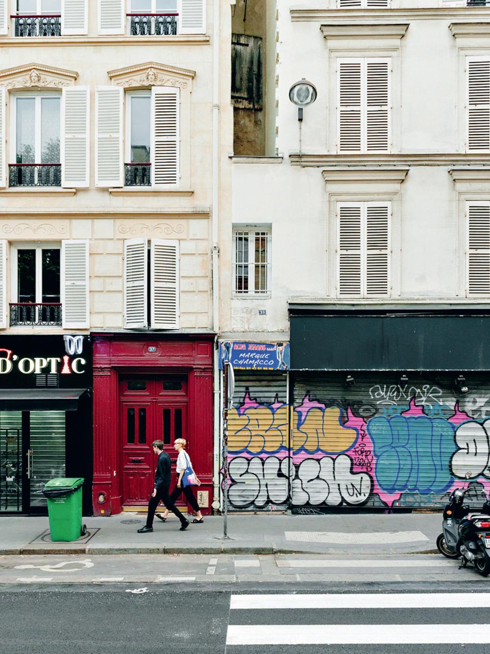 39 rue du chateau d'eau, Paris plus petite maison de paris