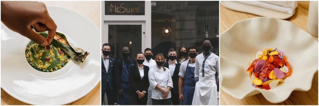 MoSugo Mory Sacko Top Chef Paris Click & Collect livraison