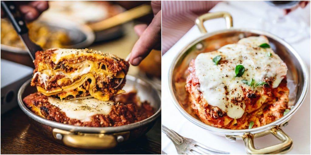 Big Lasagna Big Mamma