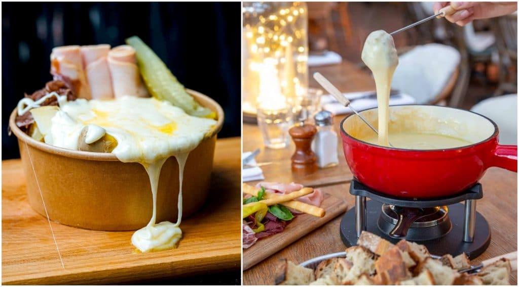« Paroles de fromagers » est une boutique pas comme les autres à Paris. Grâce à sa cave d'affinage, il est possible de visiter le lieu où les fromages reposent, sur les planches d'épicéa. Également boutique, on aime s'attarder sur les étals de Paroles de Fromagers. Sous sa cave voutée du 17ème siècle, ce sont des ateliers d'initiation à la caséologie qui sont donnés. Dans son espace restauration, et ce sur réservation, goûtez à celle qui a la réputation d'être l'une des meilleures de Paris : la célèbre fondue de Paroles de Fromagers ! « Parole de fromages addict's ! »