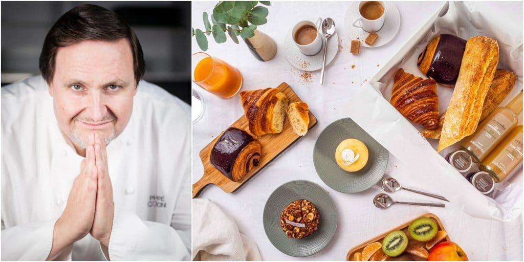 Paris : le Chef Philippe Conticini lance sa Box petit-déjeuner en livraison et Click & Collect !
