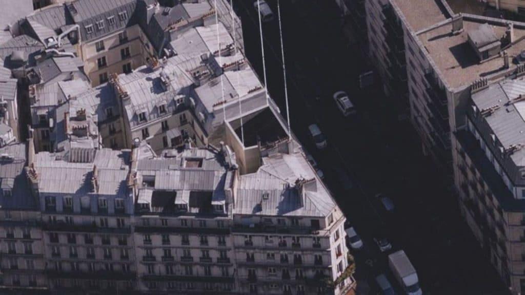 fausse facade factice immeuble paris ratp