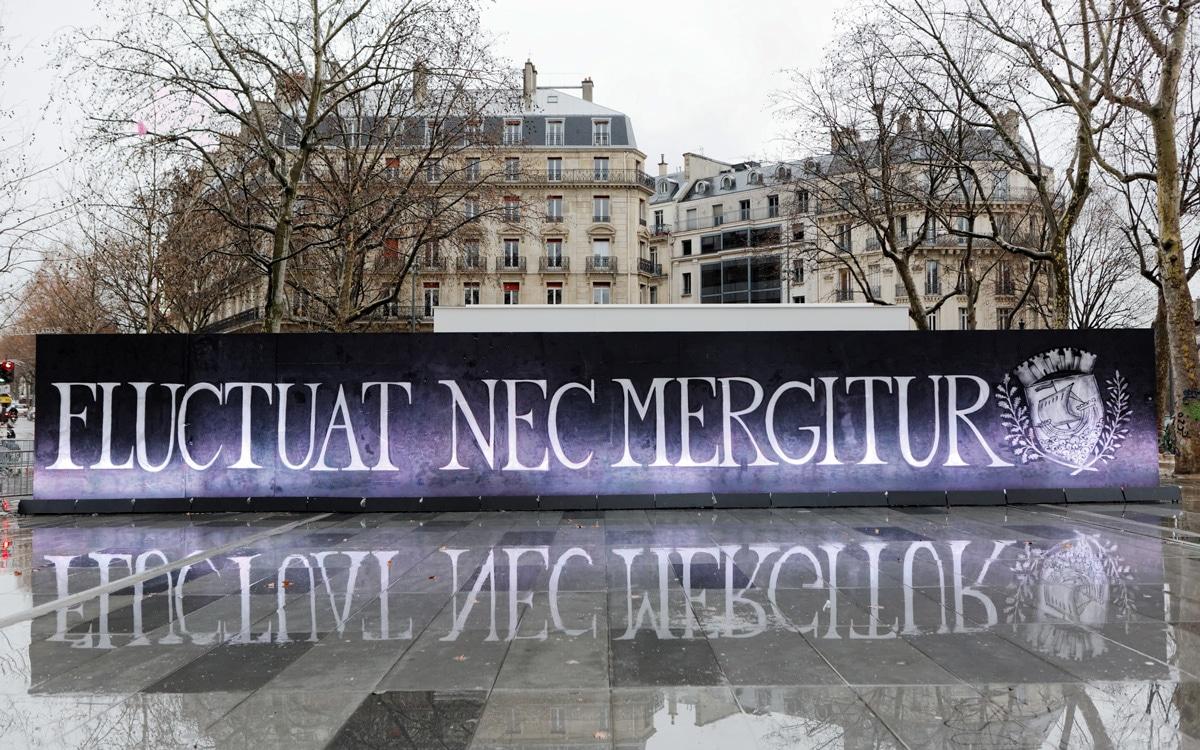 fluctuat nec mergitur devise paris histoire