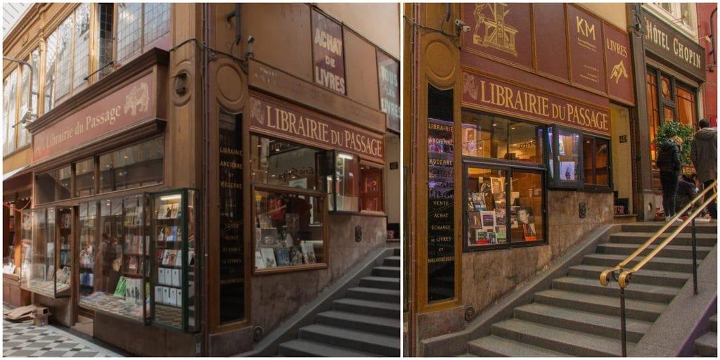 Plus belles librairies de Paris