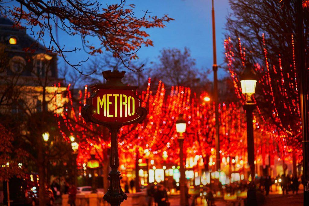 22 novembre 2020 Paris illuminer les Champs Elysées en ligne