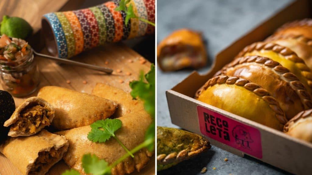 Recoleta : Les meilleurs empanadas de Paris sont disponibles à la livraison !