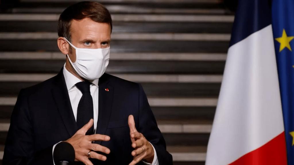macron annonces déconfinement novembre noel fetes attestation commerces paris