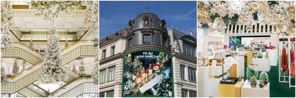 Noël 2020 aux Grands Magasins parisiens