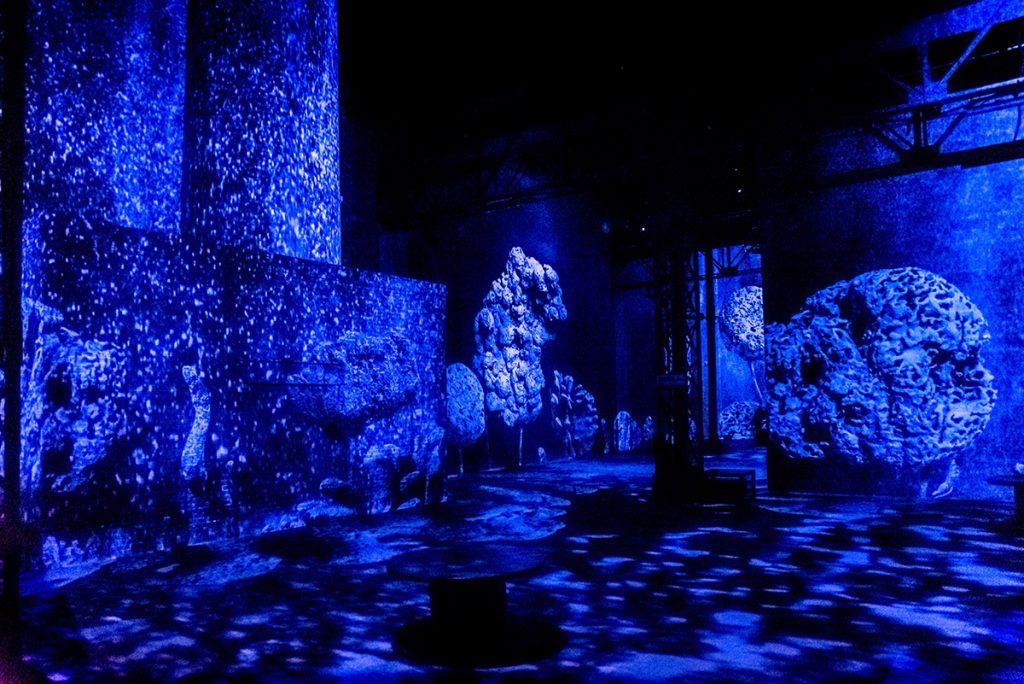Monet Renoir Chagall prolongation exposition immersive Atelier des Lumières 2021