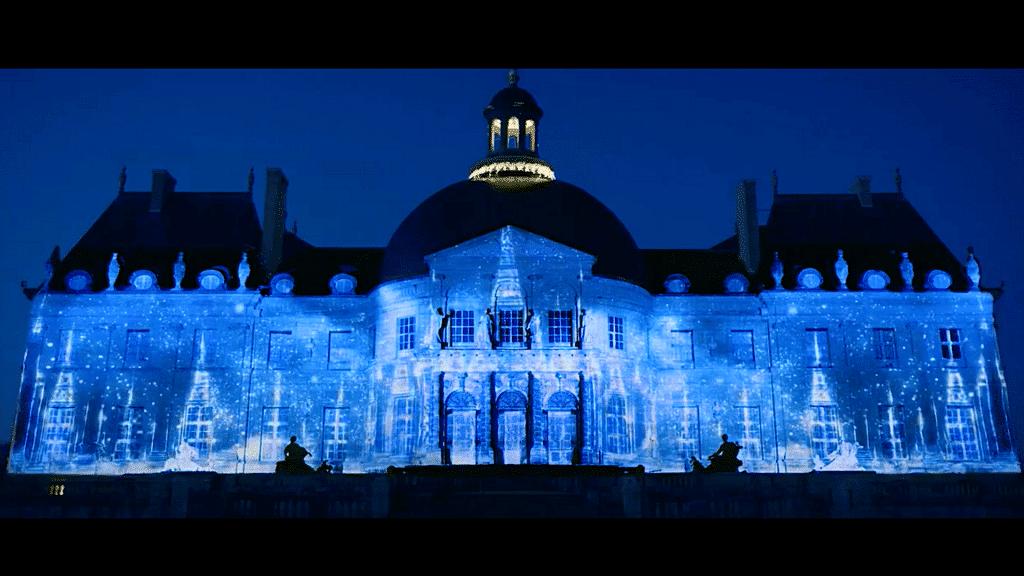 Vaux-le-Vicomte en lumières réouverture 28 novembre