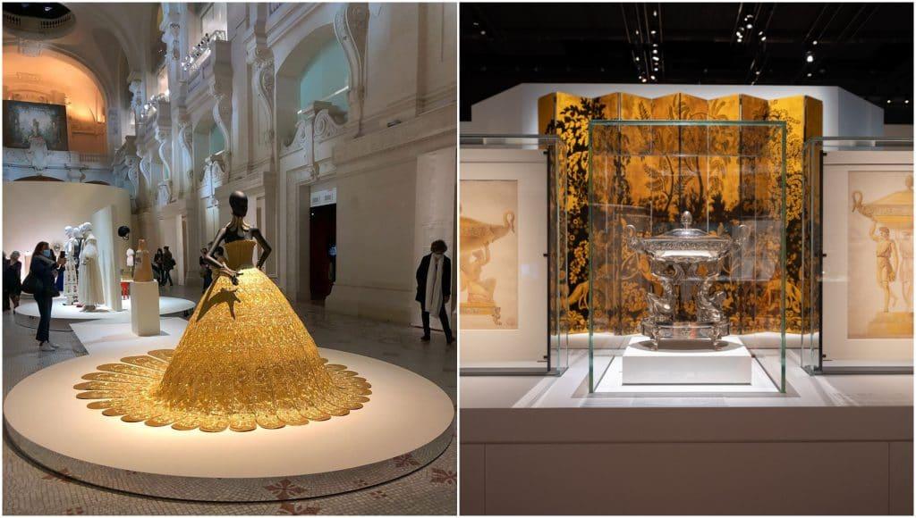 Exposition Luxes Musées Arts Décoratifs MAD Paris 15 décembre 2020