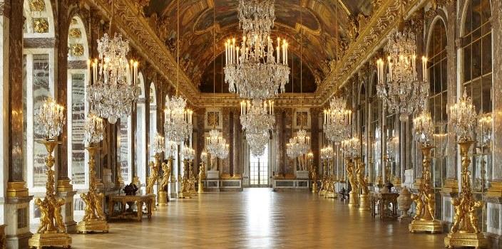 Château de Versailles Tik Tok
