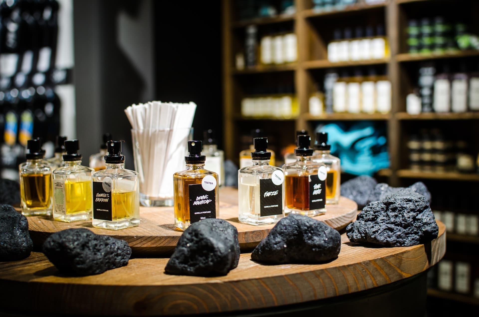 lush parfums naturels westfield les 4 temps cadeau noel