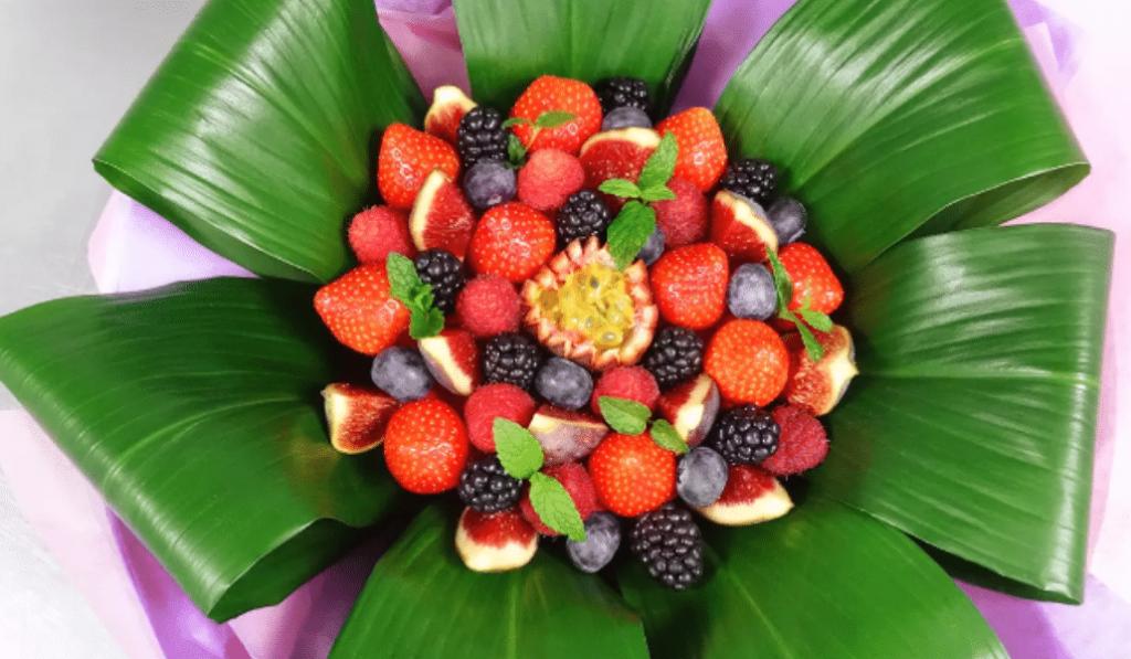 Tendance Food bouquets Noël 2020
