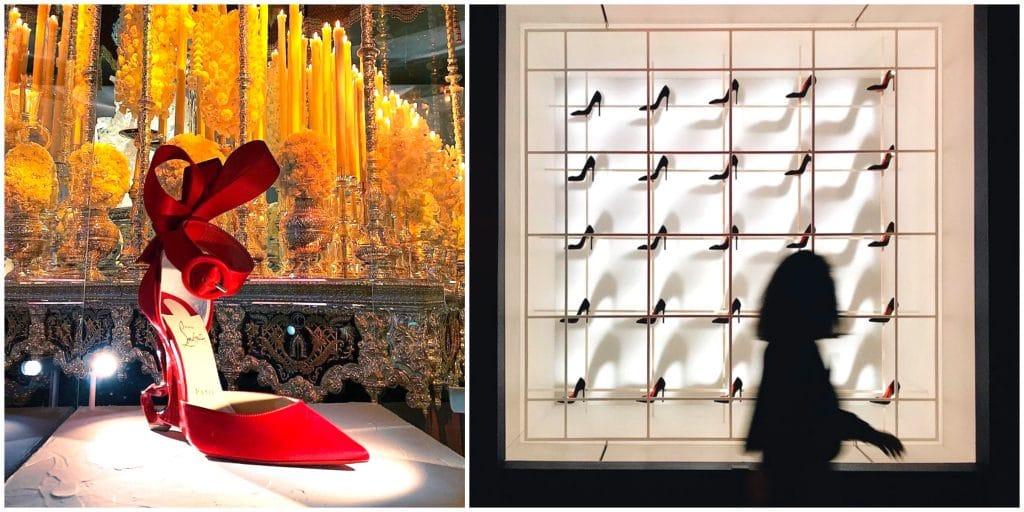 Réouverture expo Louboutin L'exhibitionniste Palais de la Porte Dorée