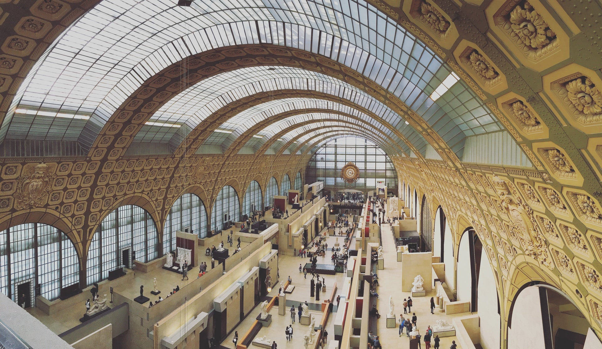 valéry giscard d'estaing musée d'orsay paris gare