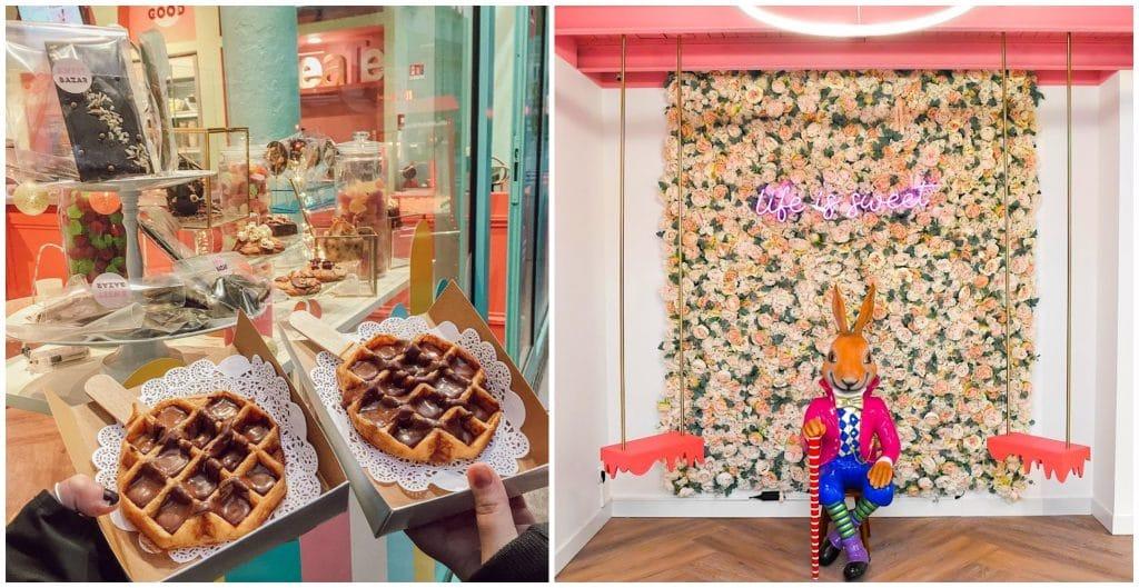 Sweet Bazar Concept store gourmand Instagrammable Paris