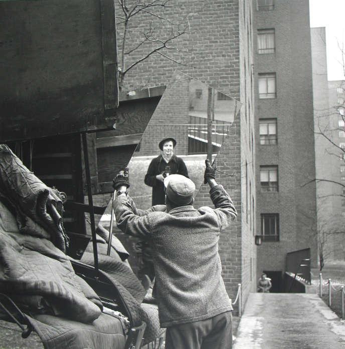vivian maier photographie de rue autoportrait