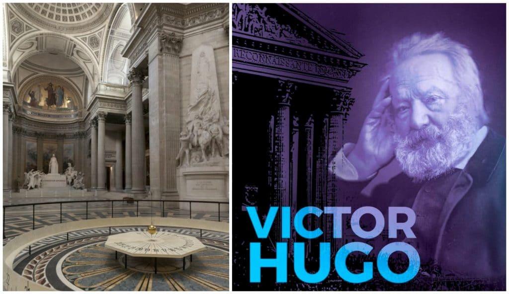 Exposition Victor Hugo Panthéon Paris 2020 2021
