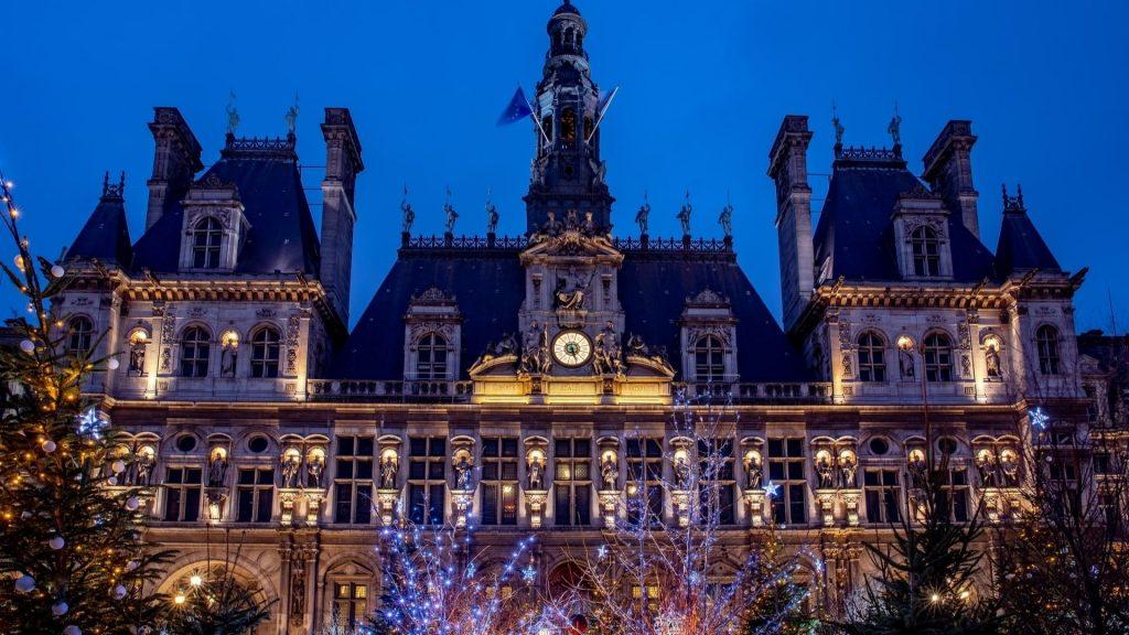 hotel de ville cantine paris sans-abris sdf