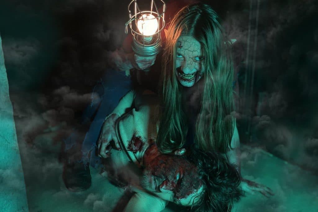 Parasomnia : une expérience immersive dans un labyrinthe plongé dans le noir…