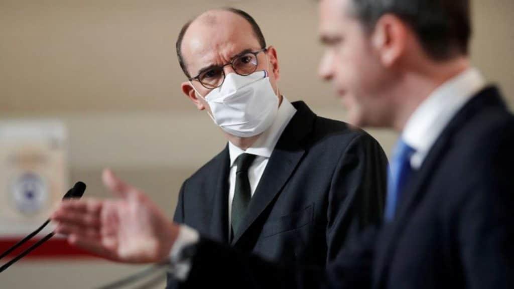 jean castex déconfinement conférence de presse coronavirus france fêtes noel